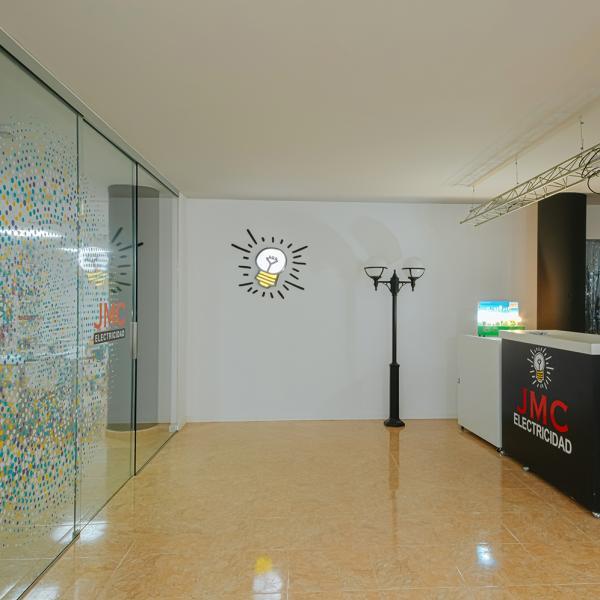 Interior de las instalaciones